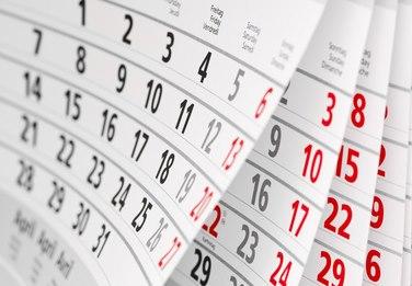 Kalender für Kochkurse, Weinkurse und Whuiskykurse