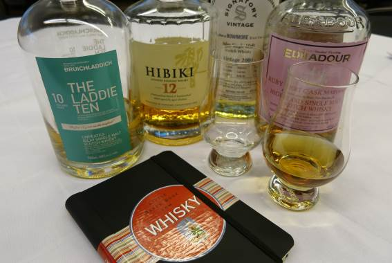 Kleines Whisky Tasting / Tasting n Schwetzingen bei Mannheim / Heidelberg