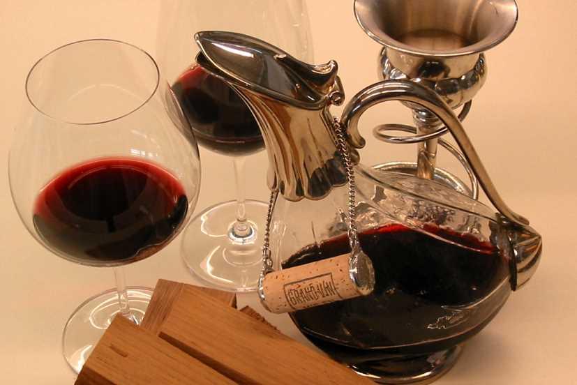 Rotweinseminar Kurs für Fortgeschrittene