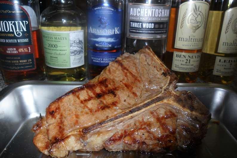 Whisky-Tasting mit BBQ in Schwetzingen bei Mannheim / Heidelberg