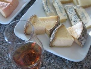 Whisky+ Käse