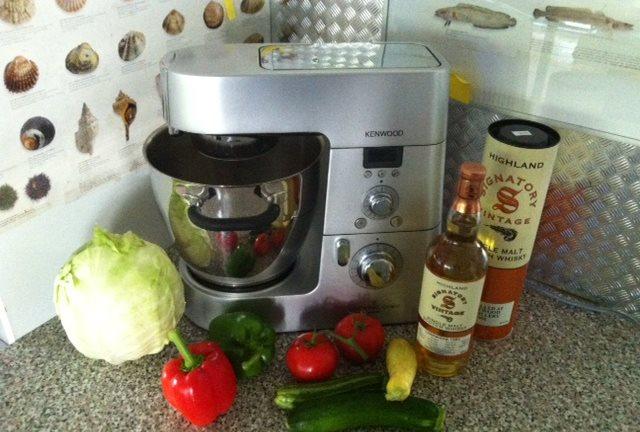 Kochkurs Kochen mit Whisky